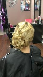 Soft Side Do for Brides by Bridal Hairstylist Theodora